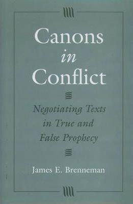 Canons in Conflict