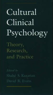 Cultural Clinical Psychology