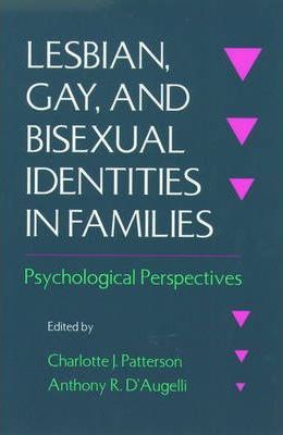 Lesbian, Gay and Bisexual Identities in Families