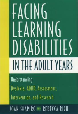 Facing Learning Disabilities in the Adult Years
