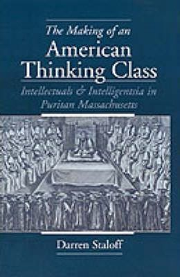 The Making of an American Thinking Class