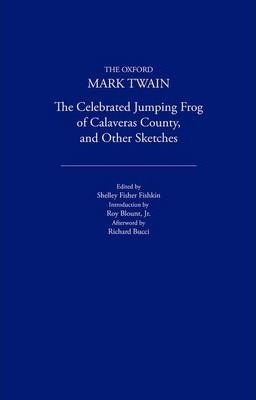The Celebrated Jumping Frog of Calaveras County, and Other Sketches (1867)