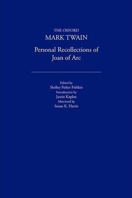 Personal Recollections of Joan of Arc (1896)
