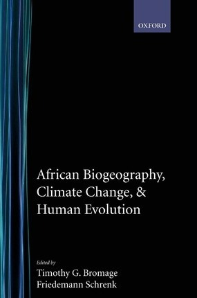 African Biogeography, Climate Change, and Human Evolution