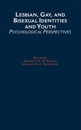 Lesbian, Gay, and Bisexual Identities and Youth