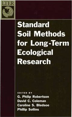 Standard Soil Methods for Long-Term Ecological Research