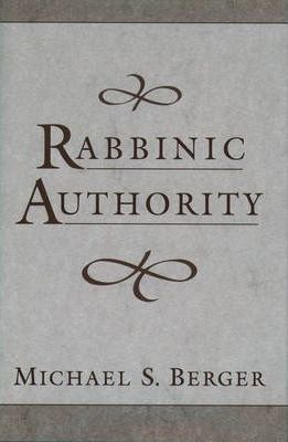 Rabbinic Authority
