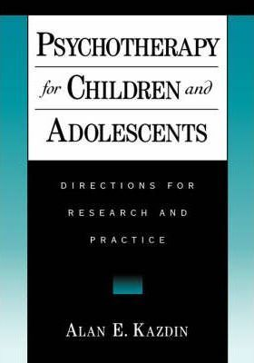 Psychotherapy for Children and Adolescents