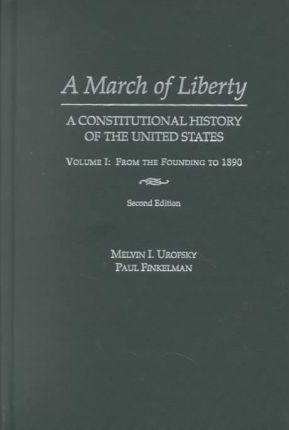A March of Liberty: v. 1