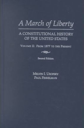 A March of Liberty: v. 2