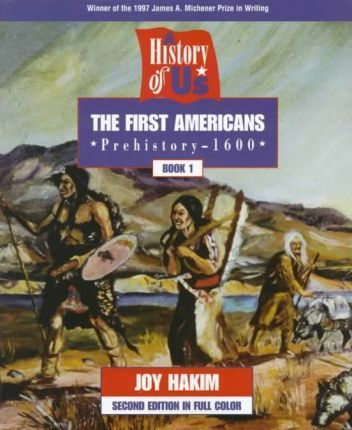 First Americans History of Us Book One Second Edition