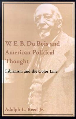 W.E.B. DuBois and American Political Thought