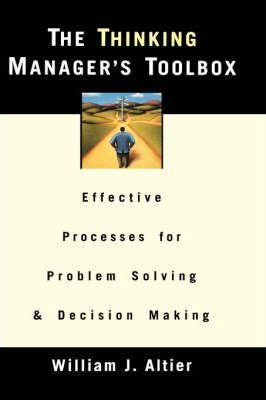 The Thinking Manager's Toolbox