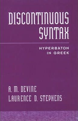 Discontinuous Syntax