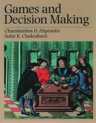 Solutions Manual Games and Decision Making