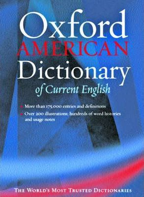 The Oxford American Dictionary of Current English : Frank R