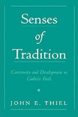 Senses of Tradition