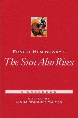 a review of ernest hemingways the sun also rises The paris review is a literary magazine featuring original writing, art,  ernest hemingway, ca 1939 photograph by lloyd arnold hemingway you go to the races interviewer yes, occasionally  the occasional waspish tone of the answers is also part of this strong feeling that writing is a private, lonely occupation with no need for.
