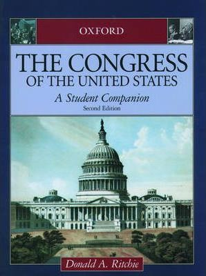 Congress of the Us a Student Companion