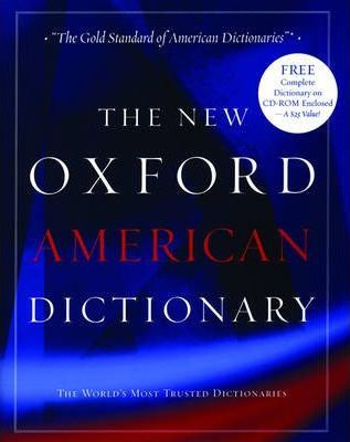 New Oxford American Dictionary Book and CD-Rom Package