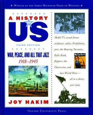 History of Us Book Nine War Peace and All That Jazz Third