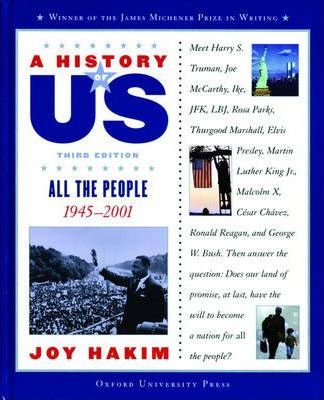 History of Us Book Ten All the People Third Edition