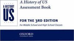 A History of US: Assessment Book: Books 1-10
