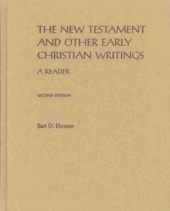 The New Testament and Other Early Christian Writings