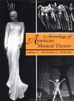 A Chronology of American Musical Theater