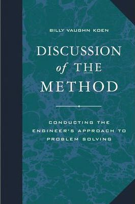 Discussion of the Method