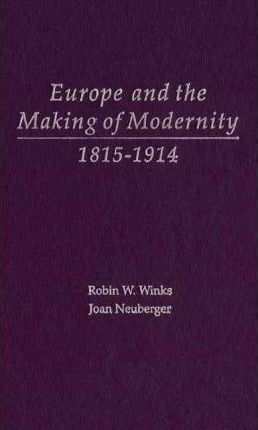 Europe and the Making of Modernity