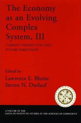 The Economy as an Evolving Complex System: v. 3