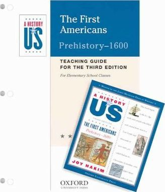 A History of Us 10 Volume Set Teaching Guides for Elementary