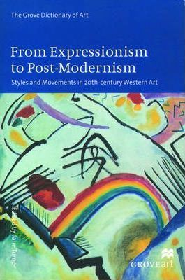 From Expressionism to Post-modernism