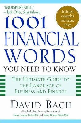 1001 Finance Words You Need to Know