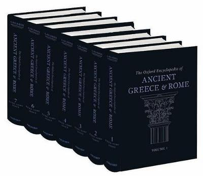 The Oxford Encyclopedia of Ancient Greece and Rome: The Oxford Encyclopedia of Ancient Greece and Rome