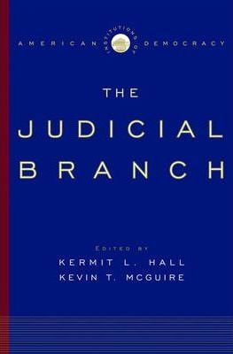 Institutions of American Democracy: The Judicial Branch