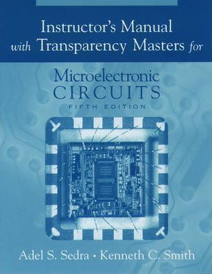 Microelectronic Circuits: Instructors