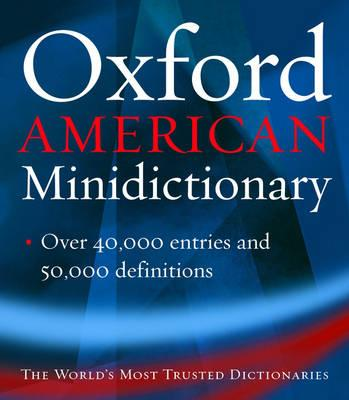 Oxford American Minidictionary