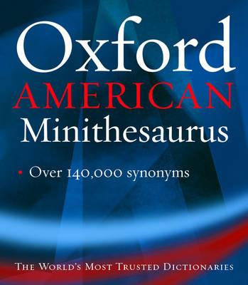 The Oxford American Minithesaurus