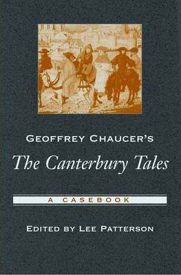 "Geoffrey Chaucer's ""The Canterbury Tales"""