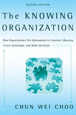The Knowing Organization