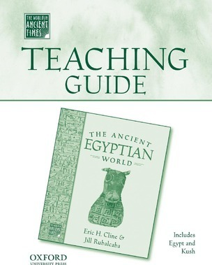 Teaching Guide to the Ancient Egyptian World