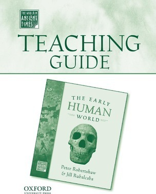 Teaching Guide to the Early Human World