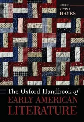 The Oxford Handbook of Early American Literature