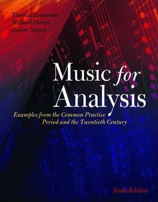 Music for Analysis