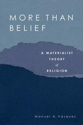More Than Belief