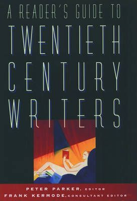 A Reader's Guide to Twentieth-Century Writers