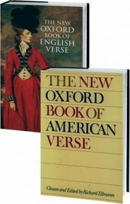 The New Oxford Books of Verse Set
