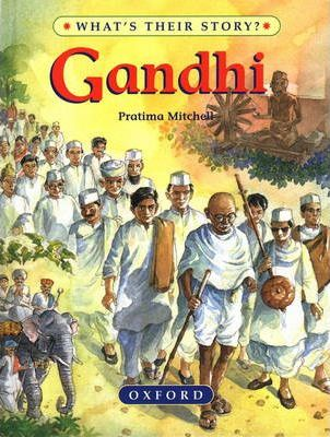 Gandhi the Father of Modern India (H)